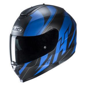 Kask HJC C70 Boltas black/blue
