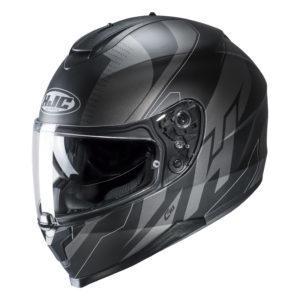Kask HJC C70 Boltas black/grey