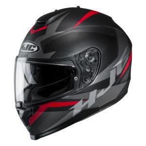 Kask HJC C70 Troky black/red