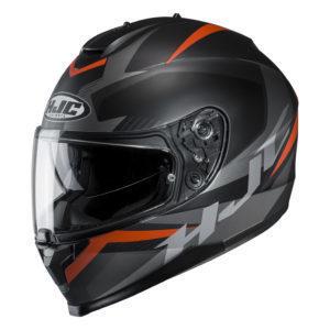 Kask HJC C70 Troky black/orange