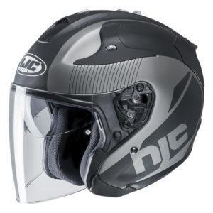 Kask HJC FG-JET Acadia black/grey