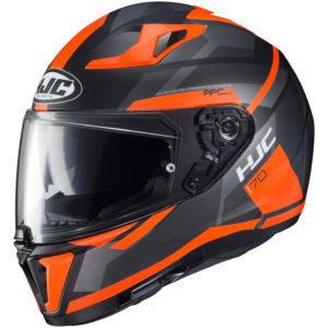 Kask HJC I70 Elim black/orange