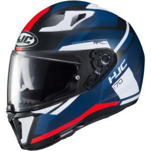 Kask HJC I70 Elim black/blue/red