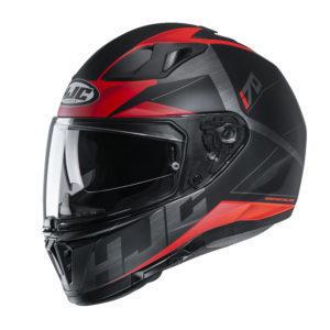 Kask HJC I70 Eluma black/red