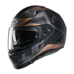 Kask HJC I70 Eluma black/bronze