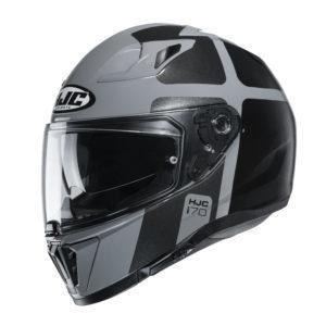 Kask HJC I70 Prika grey/black
