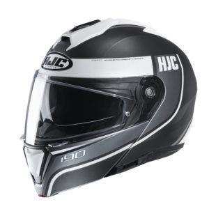 Kask HJC I90 Davan black/white