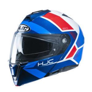 Kask HJC I90 Hollen blue/white/red