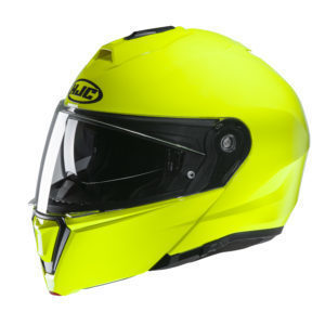Kask HJC I90 Fluo green