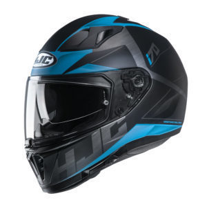 Kask HJC I70 Eluma black/blue