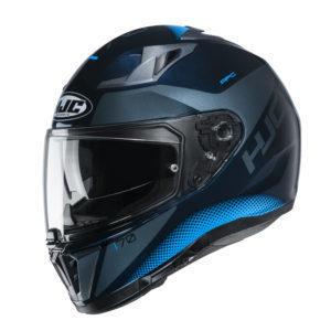 Kask HJC I70 Tas black/blue