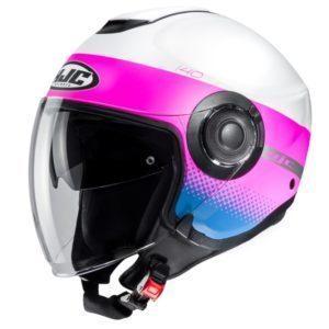 Kask HJC I40 Unova white/pink