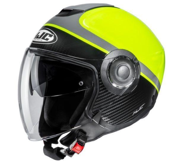 Kask HJC I40 Wirox black/yellow