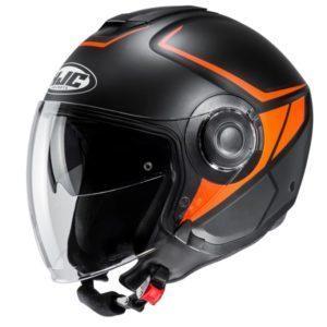 Kask HJC I40 Camet orange/black