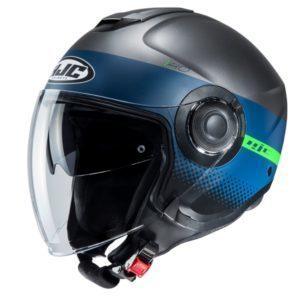Kask HJC I40 Unova black/blue